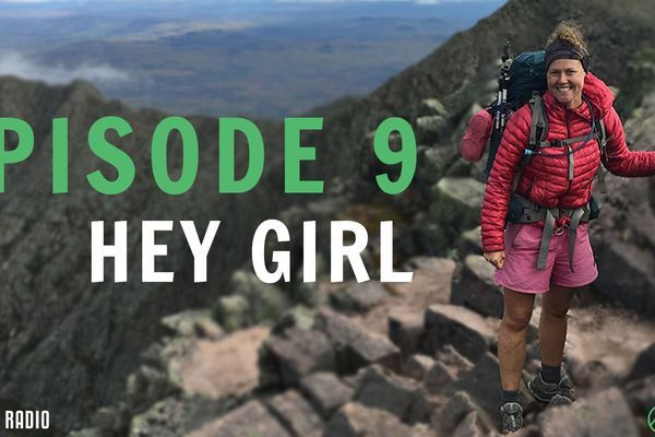 Backpacker Radio Episode #9 – Hey Girl from Sounds of the Trail, Boots vs. Trail Runners, and Near-Death Experiences in the Smokies