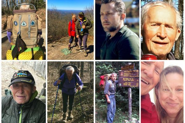 "87-Year-Old ""Pappy"" Attempting to Become the Oldest Appalachian Trail Thru-Hiker"
