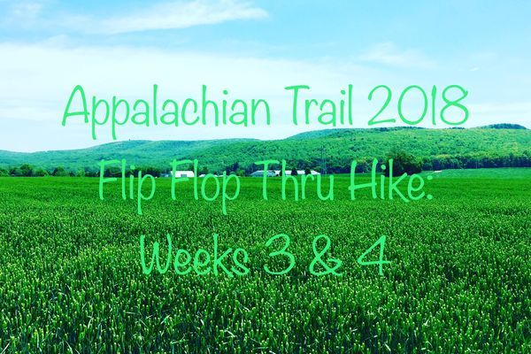 Flip-Flop Thru-Hike: Harpers Ferry to Boiling Springs