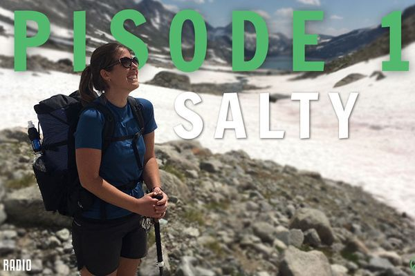 Backpacker Radio Episode #11: Thru-Hiking Nutrition with Katie Gerber and the Best Sleeping Bags for Thru-Hiking