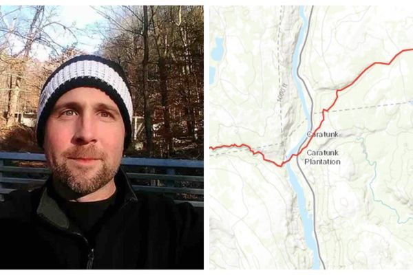 AT Hiker Drowns Attempting to Cross Kennebec River
