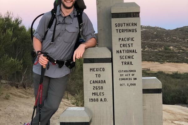 PCT – I said 'T' not 'P,' but it's still quite a trip!