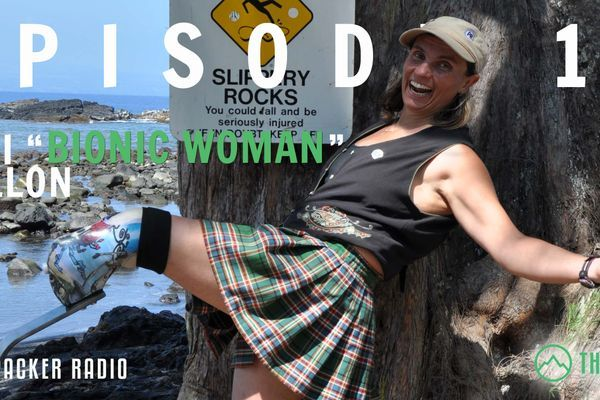 "Backpacker Radio Episode #12: Niki ""Bionic Woman"" Rellon, First Female Hiker To Complete the Appalachian Trail on Prosthetic Leg"