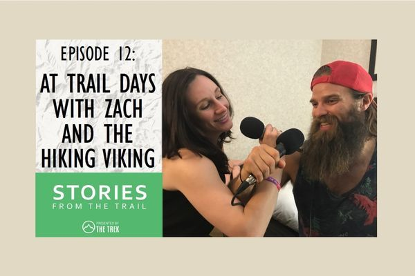 Stories From The Trail Ep 12 – AT Trail Days with Zach and Hiking Viking