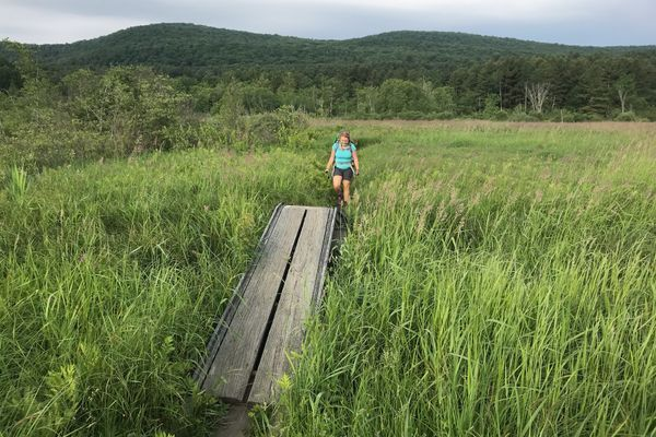 Great Barrington to Dalton, Mass.: Legendary Trail Angels