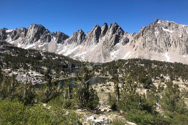 Holy High Sierra