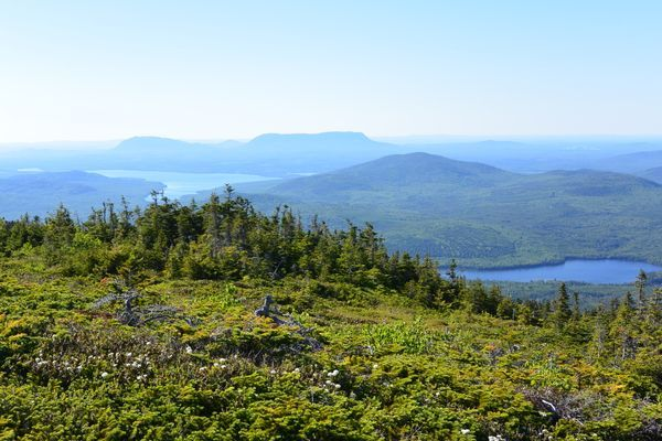 SOBO Tips for Katahdin and the 100-Mile Wilderness