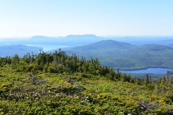 SOBO Tips for Katahdin and the 100-Mile Wilderness