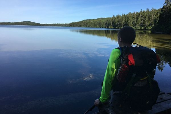 A Father and Son's Five Favorite Things From Their 2017 AT Hike
