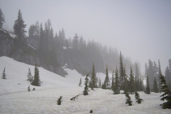 White Pass to Snoqualmie Pass