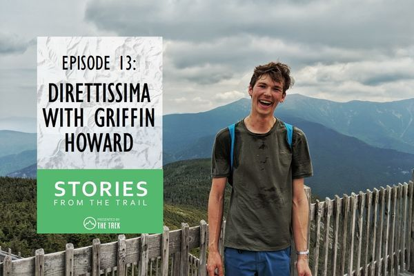 Stories From The Trail Episode 13: White Mountains Direttissima with Griffin Howard