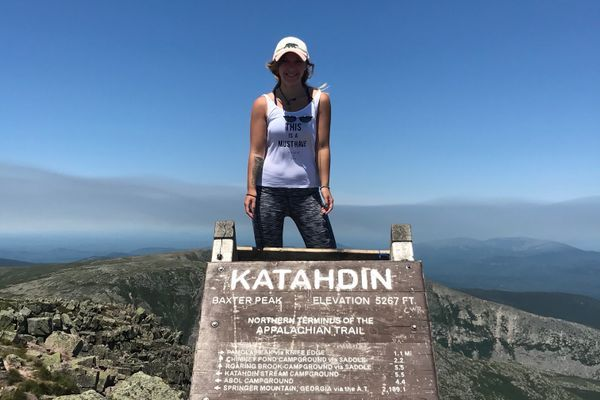 Little Red's Tales of Katahdin and the 100-Mile Wilderness