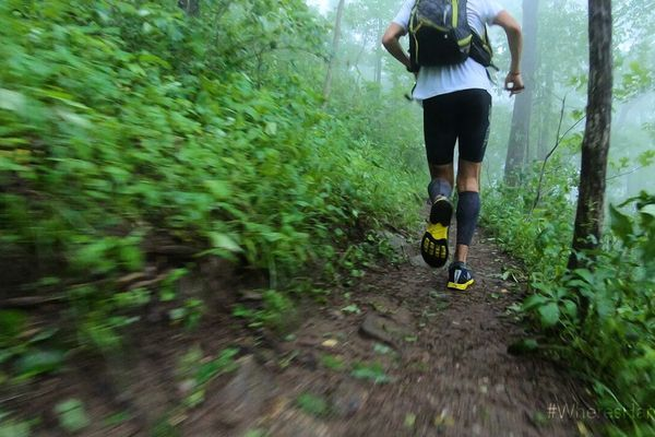 Q&A With Harvey Lewis: The Most Recent Runner to Attempt the Appalachian Trail FKT