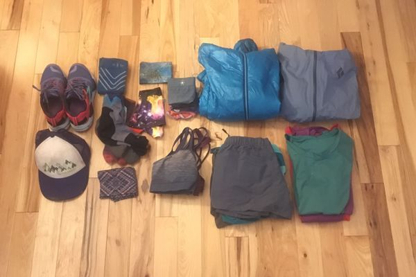 SOBO Gear List (After Some Shakedown Time)