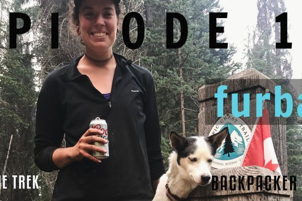 Backpacker Radio Episode 16: Furball on Thru-Hiking with Your Dog, Tour du Mont Blanc, and Appalachian Trail Terminology