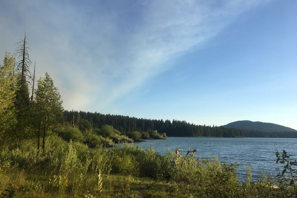 Escaping Fires While Putting Oregon in the Rearview