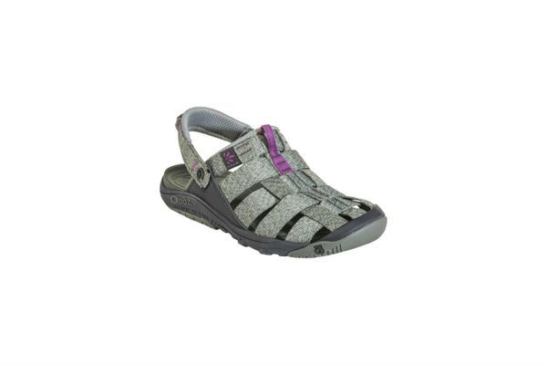 Gear Review: Oboz Campster Sandal
