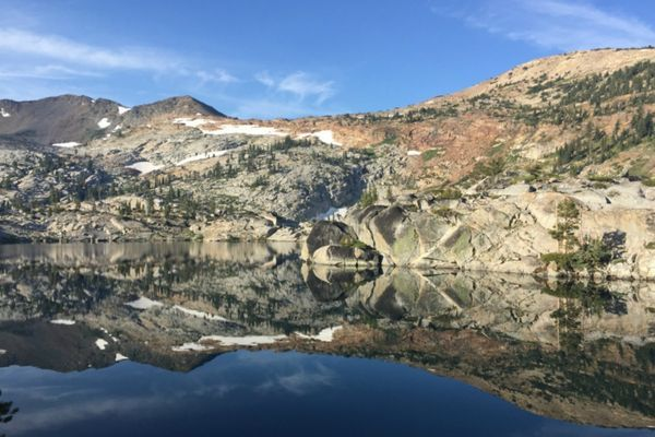 Ten Reasons to Hike the Tahoe Rim Trail