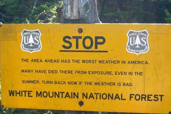 Increase in Nonemergency SAR Calls Provokes Warning from NH Fish and Game