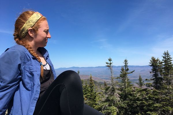 Once More into the Fray: Hiking the Cohos Trail