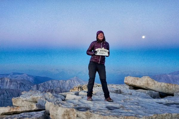 A Second Chance at Mount Whitney