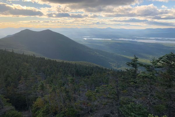 Is Every Day a Leg Day in Maine?  Rangeley to Monson