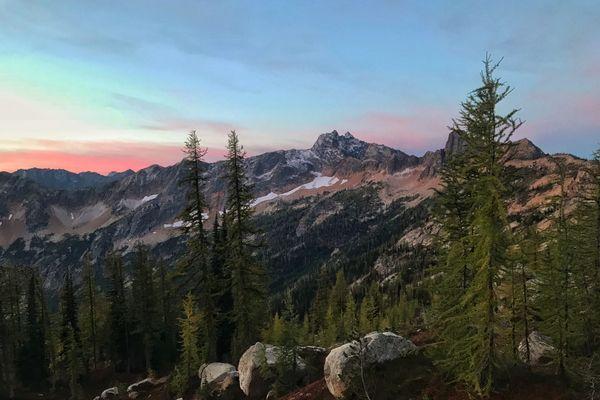 More Sun than Rain: Mind-Set in Northern Washington