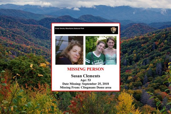 Hiker Reported Missing in Great Smoky Mountains National Park