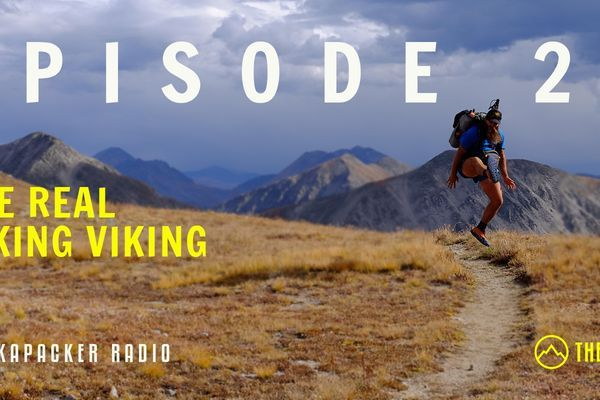 Backpacker Radio Episode #20: The Real Hiking Viking on His Colorado Trail FKT Attempt