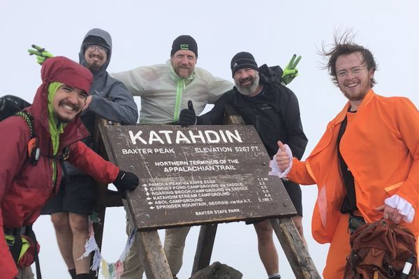 Congrats to These 2018 Appalachian Trail Thru-Hikers! (Week of Sep. 29)