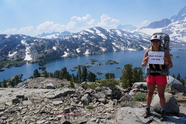 Women and the Wilderness: Why I'm Hiking the PCT
