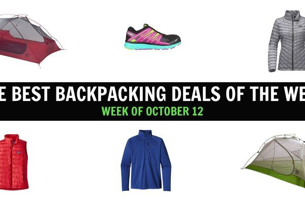 The Best Outdoor Gear Deals of the Week: Week of 10/12