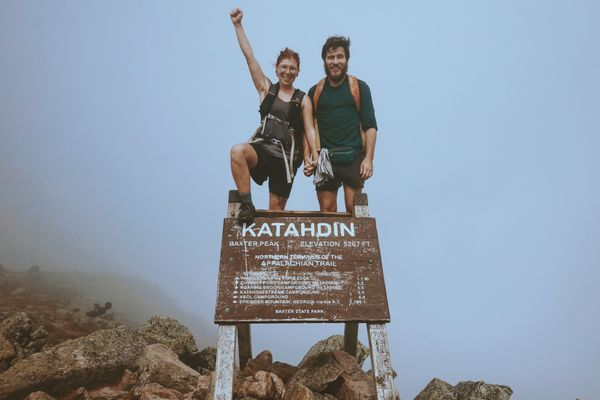 To Katahdin… and Beyond! We Did It