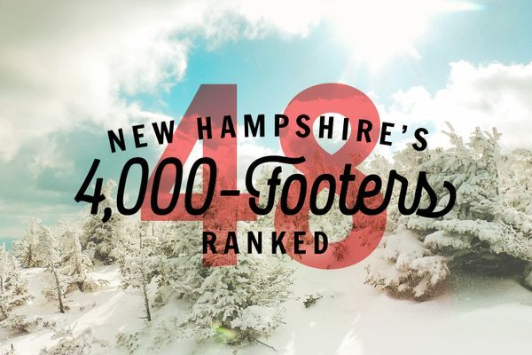 New Hampshire's 48 4,000-Footers, Ranked