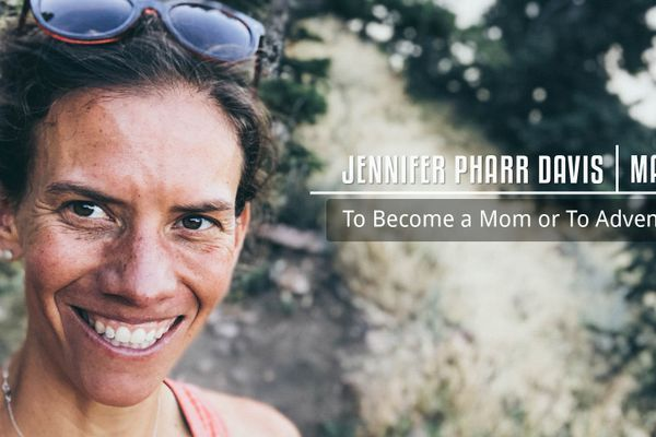 Mailbag with Jennifer Pharr Davis: To Become a Mom or To Adventure?