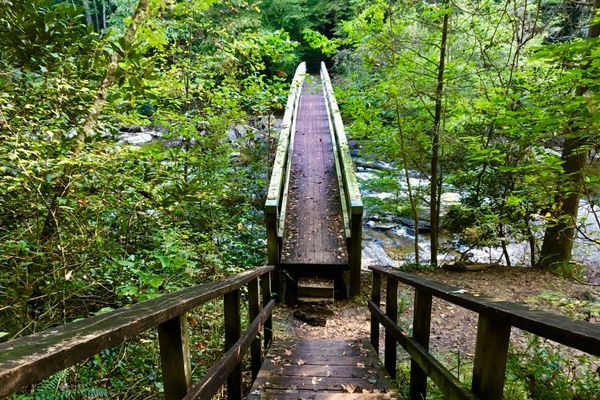 The Foothills Trail: A 77-mile Taste of the Southern Appalachians