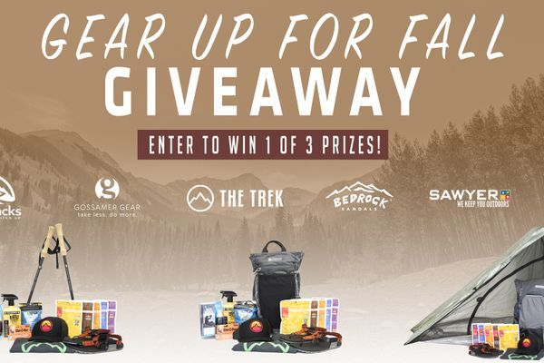 The Gear Up For Fall Giveaway!