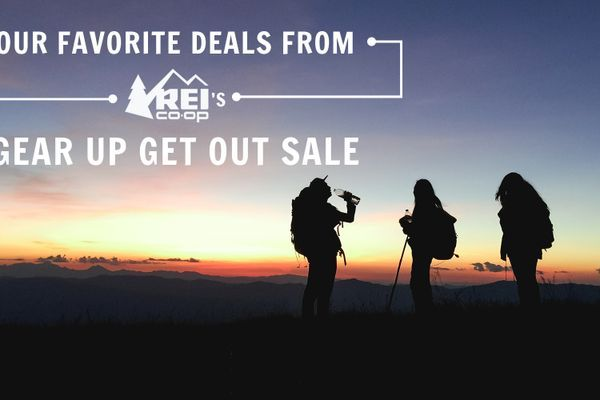 The Best Deals from REI's 2018 Gear Up Get Out Sale