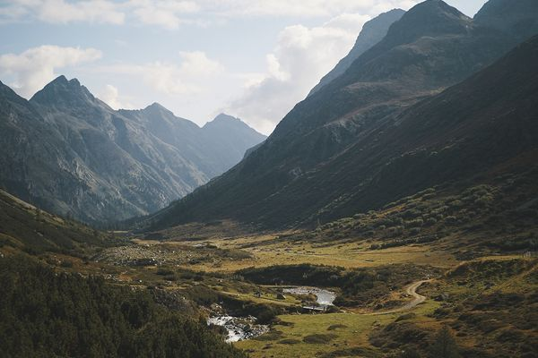 The  Most Beautiful Spots from Our 290-Mile Hike Through Switzerland