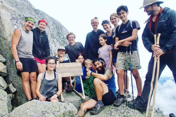How the Eight-Member Crawford Family Completed the Appalachian Trail