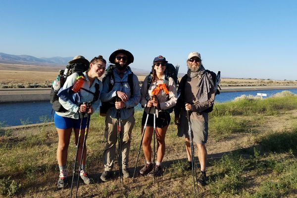 Lone Wolves to Trail Families: Who's Who in the Thru-Hiking Social Dynamic