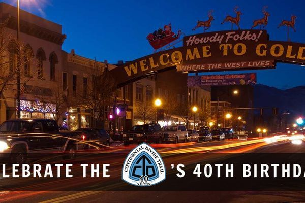 JOIN US: Celebrate the CDT's 40th Birthday in Golden, Colorado