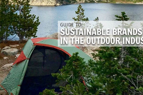 A Guide to Sustainable Brands in the Outdoor Industry