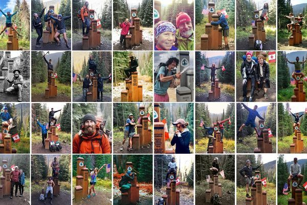 129 Glorious 2018 Pacific Crest Trail Thru-Hiker Completion Photos