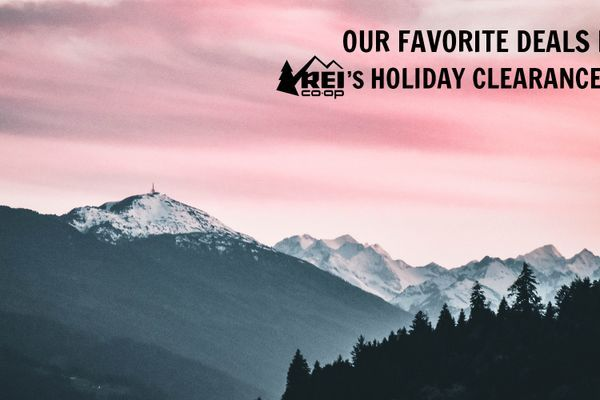 The Best Deals for Backpackers at REI's Holiday Clearance