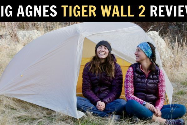 Big Agnes Tiger Wall Two-Person Tent Review [Video]