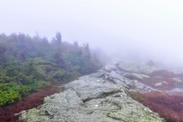 Facing My Fear on Mount Mansfield: Day Nine on the Long Trail