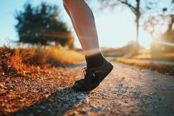 Maximal Miles in Minimal Footwear: My AT Thru-Hike in Barefoot Shoes