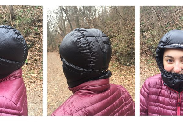 Gear Review: Montbell Down Balaclava