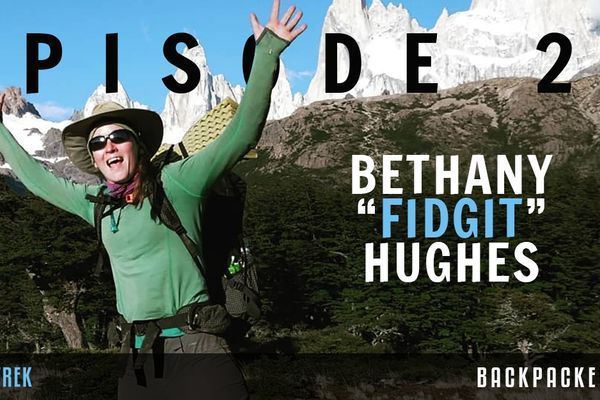"Backpacker Radio Episode 25: Bethany ""Fidgit"" Hughes on Trekking the Length of the Americas"